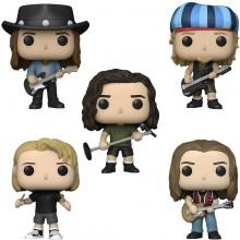FUNKO POP! ROCKS: Pearl Jam 5 pack