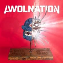 AWOLNATION - Angel Miners & The Lightning Riders Vinyl LP