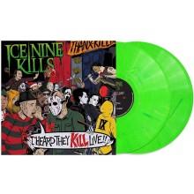 Ice Nine Kills - I Heard They KILL Live (Neon Green Marble) 2XLP Vinyl