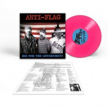 Anti-Flag - Die For The Government (Neon Pink) Vinyl LP
