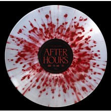 The Weeknd - After Hours (Clear w/ Red Splatter) 2XLP