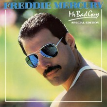 Freddie Mercury - Mr. Bad Guy LP