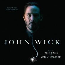 Tyler Bates - John Wick (Original Soundtrack) 2XLP