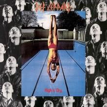Def Leppard - High N Dry Vinyl LP