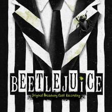 Eddie Perfect - Beetlejuice (Original Broadway Cast Recording) LP