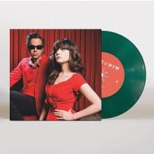"She & Him - Holiday / Last Christmas (Green) 7"" Vinyl"