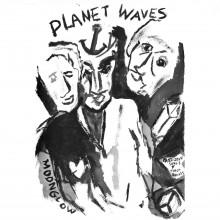 Bob Dylan - Planet Waves Vinyl LP