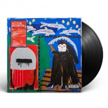 Action Bronson - Only For Dolphins Vinyl LP