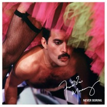 Freddie Mercury - Never Boring LP