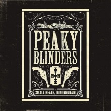 Various Artists - Peaky Blinders 3XLP Vinyl LP