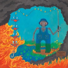 King Gizzard and the Lizard Wizard - Fishing For Fishies Vinyl LP