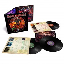 Iron Maiden - Night Of The Dead, Legacy Of The Beast: Live In Mexico City 3XLP