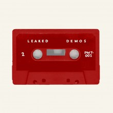 Brand New - Leaked Demos 2006 Cassette (RED)