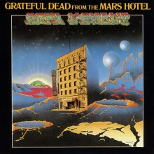 The Grateful Dead - From The Mars Hotel 2XLP vinyl