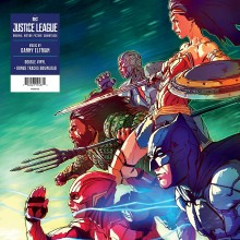 Danny Elfman - Justice League: Original Motion Picture Soundtrack Vinyl 2XLP