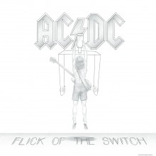 AC/DC - Flick Of The Switch LP