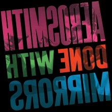 Aerosmith - Done With Mirrors LP