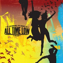 All Time Low - So Wrong, It's Right LP