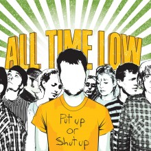All Time Low - Put Up Or Shut Up LP