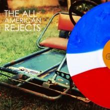 """The All-American Rejects - The All-American Rejects (Tricolor) LP + 7"""" Vinyl"""