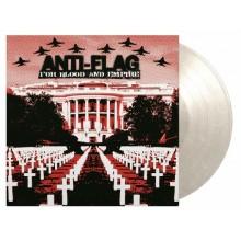 Anti-Flag - For Blood & Empire (White Marbled) Vinyl LP
