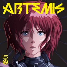 Lindsey Stirling - Artemis 2XLP vinyl