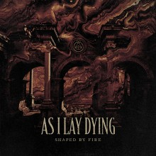 As I Lay Dying - Shaped By Fire LP (Beer / Black Splatter) Vinyl LP
