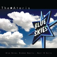 The Ataris - Blue Skies Broken Hearts...Next 12 Exits (Blue) LP Vinyl