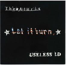 The Ataris / Useless ID - Let It Burn LP
