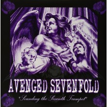 Avenged Sevenfold - Sounding The Seventh Trumpet LP