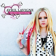 Avril Lavigne - Best Damn Thing (Import) LP
