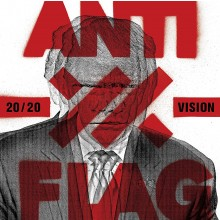 Anti-Flag - 20/ 20 Vision Vinyl LP