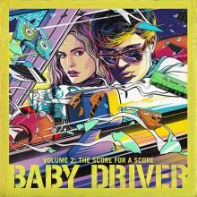 Various Artists - Baby Driver Volume 2: The Score For A Score 2XLP Vinyl