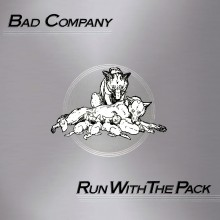 Bad Company - Run With The Pack 2XLP