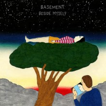 Basement - Beside Myself (Red & Clear) Vinyl LP