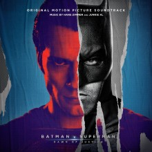 Soundtrack - Batman v Superman: Dawn Of Justice (Hans Zimmer And Junkie XL) 3XLP