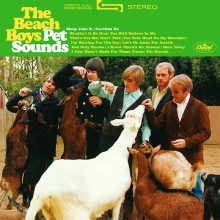 The Beach Boys - Pet Sounds 2XLP