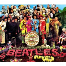 The Beatles - Sgt. Pepper's Lonely Hearts Club Band (Anniversary Deluxe Edition) 2XLP