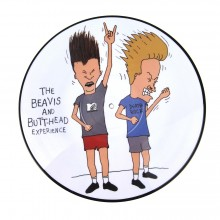 Various Artists - The Beavis And Butthead Experience LP (PIC)