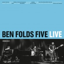 Ben Folds Five - Live 2XLP