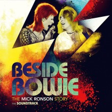 Various Artists -  Beside Bowie: The Mick Ronson Story The Soundtrack 2XLP vinyl