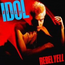 Billy Idol - Rebel Yell (Red) LP