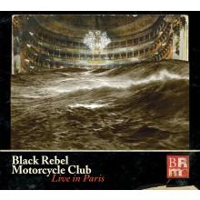 Black Rebel Motorcycle Club - Live In Paris 3XLP