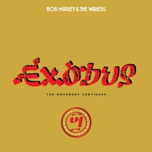 Bob Marley & The Wailers - Exodus: 40 Boxset