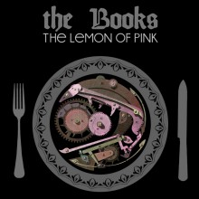 The Books - The Lemon Of Pink LP