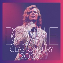 David Bowie - Glastonbury 2000 3XLP