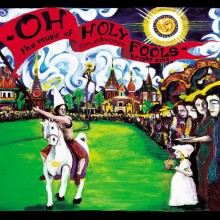 Bright Eyes & Son, Ambulance - Oh Holy Fools - The Music LP