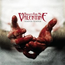 Bullet For My Valentine - Temper Temper LP