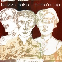 Buzzcocks - Time's Up LP