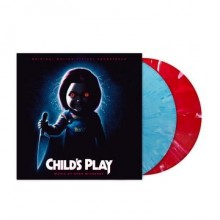 Bear McCreary - Child's Play (Red/ Blue) 2XLP